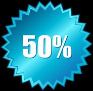 50% при переходе от конкурентов